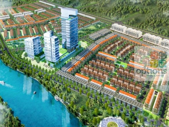 Dự án Oasis City Mỹ Phước 4