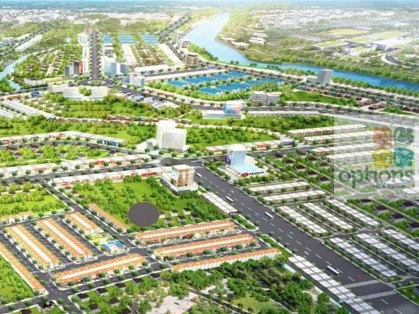 Nhà dự án tại Bàu Bàng
