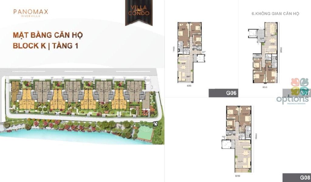 Dự án Panomax River Villa