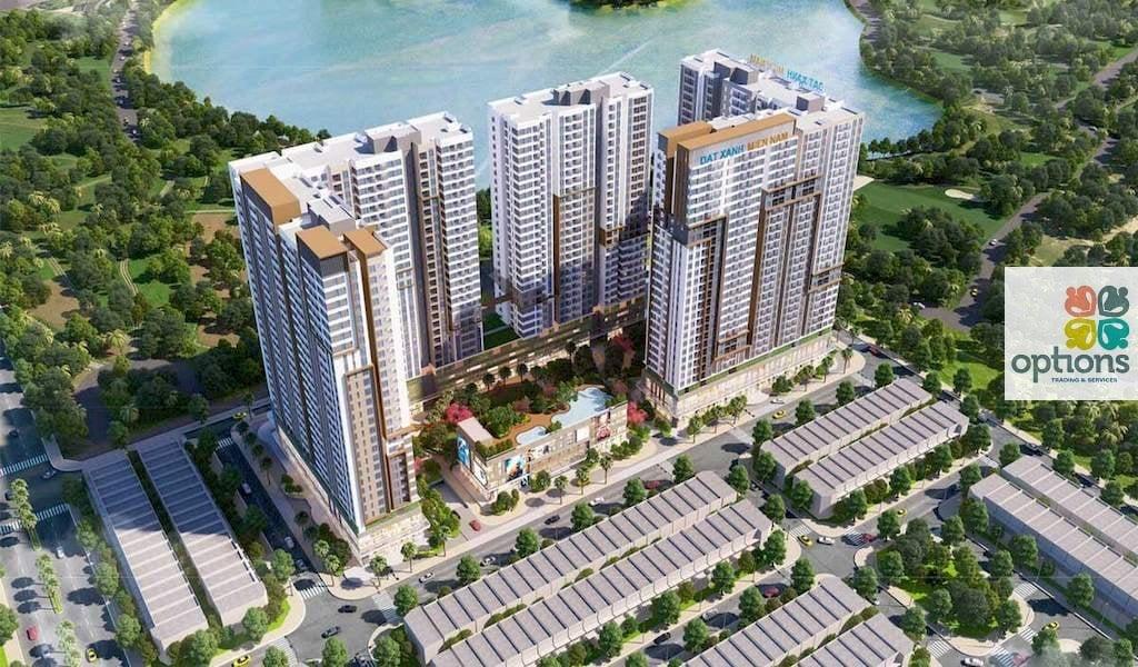 Mua bán căn hộ tại Phường Phú Cường