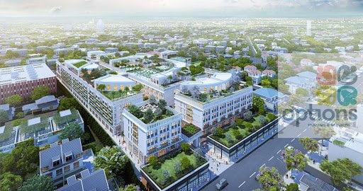 Kinh doanh nhà đất ở Phường Phú Thọ