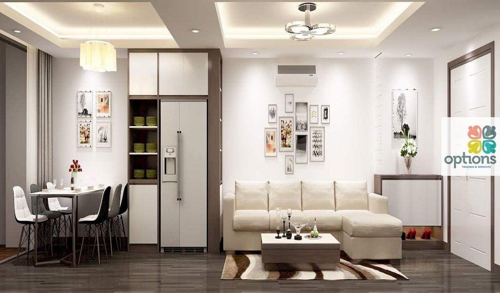 Mua căn hộ ở Phường Bình Nhâm