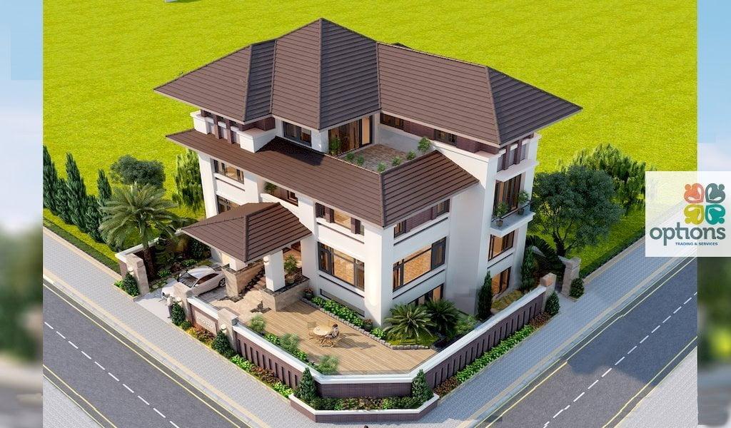 Nhà ở ở Thị Trấn Lai Uyên